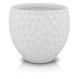 Osłonka, doniczka ceramiczna z MOTYWEM 15,5 cm