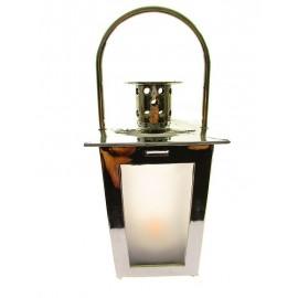 LAMPIONY RORATNIE ZE ŚWIECĄ LED LATARENKI LED 16cm
