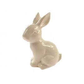 Zajączek z Ceramiki Ceramiczny Zając 9 cm x 7 cm