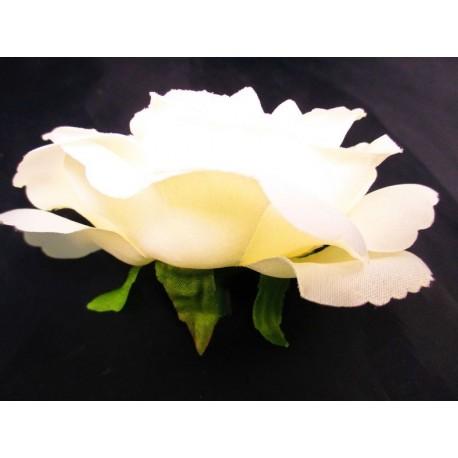 Róża wyrobowa rozwinięta 11 cm