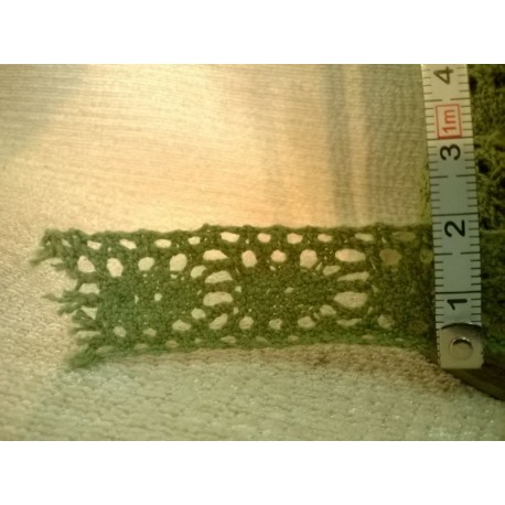 Wstążka koronkowa 2cm