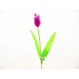 Tulipan pojedynczy 44cm .mix kolorów
