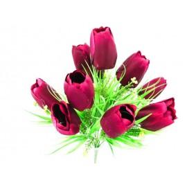 Tulipan bukiet 42 cm, mix  kolorów