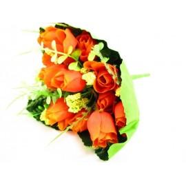 Tulipan bukiet 27cm, mix  kolorów