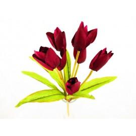 Tulipan bukiet 33 cm, mix  kolorów