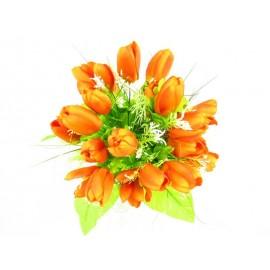 Tulipan bukiet 37 cm, mix  kolorów