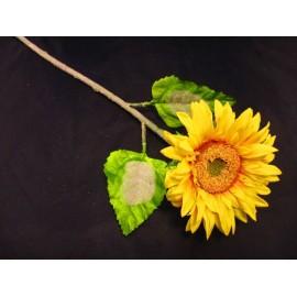 Słonecznik sztuczny pojedynczy 65 cm