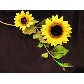 Słonecznik sztuczny pojedynczy 96 cm