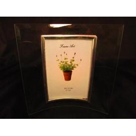 Ramka szklana na zdjęcia 10x15 cm