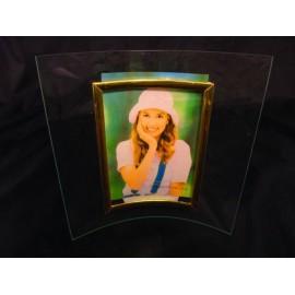 Ramka szklana na zdjęcia 9x13 cm