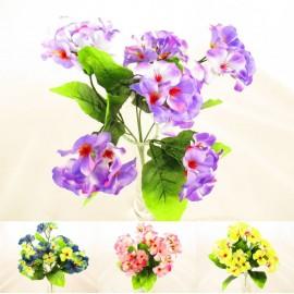 Begonia - pojedyncza gałązka: 36 cm, mix 4 kolorów