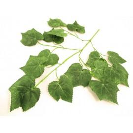 Gałązka liści sztucznych 66 cm