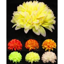 Chryzantema główka kwiatowa kula 18 cm