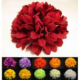 Chryzantema główka kwiatowa okrągła 15 cm