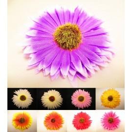 Margaretka sztuczna, główka kwiatowa 6,5 cm