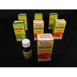 Olejki eteryczne - różne zapachy 12 ml