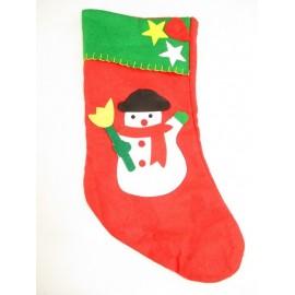 Skarpeta na prezenty Mikołajowe, świąteczne