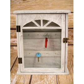 Szafka na klucze w stylu prowansalskim