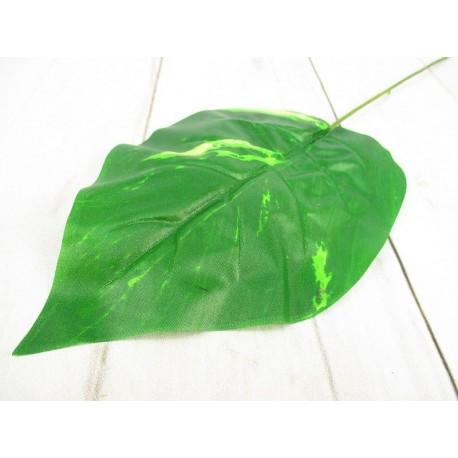 Liść Diffenbachii sztuczny  45 cm